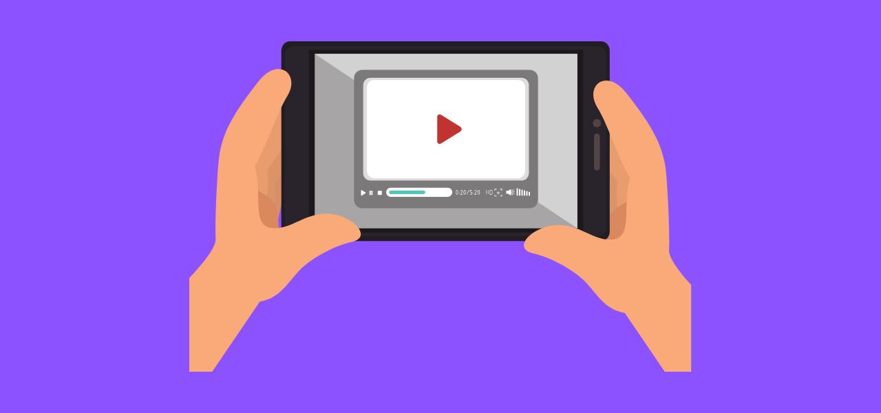Adobe Premiere redigeringsprogram via app