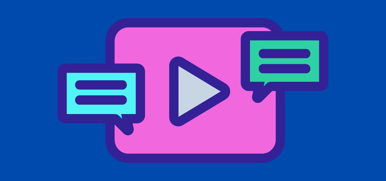 SRT-fil for teksting av video på Snapchat