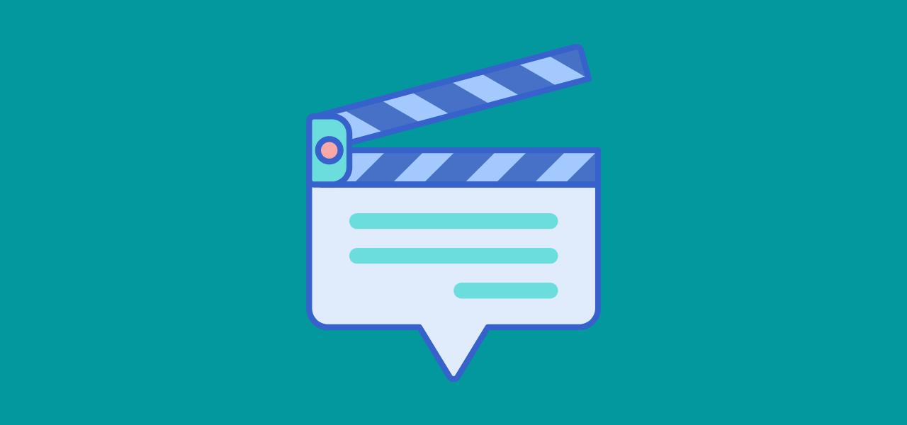 Teksting av video