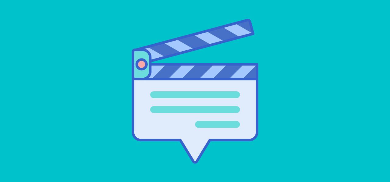 Undertekst til film med SRT tekstfiler
