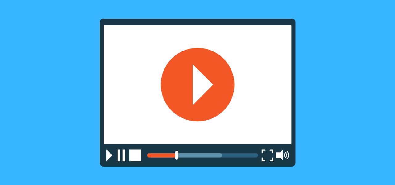 Videoavspiller for SRT-fil ved teksting av film
