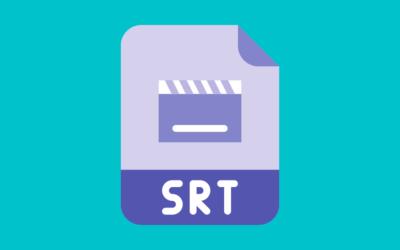 SRT tekstfiler