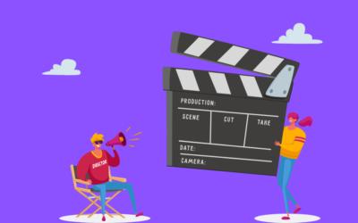 Hvordan legge til tekst i iMovie?