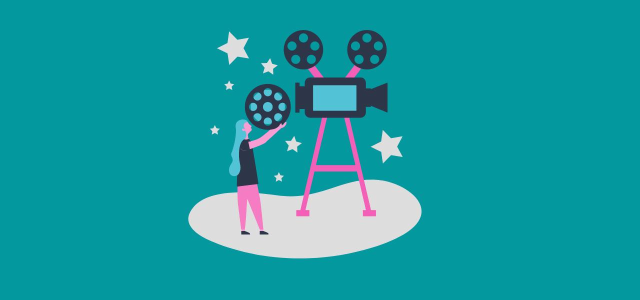 Filmproduksjon og teksting av film